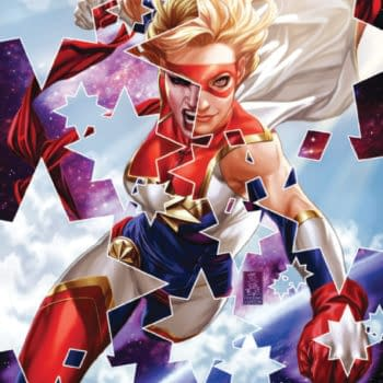 Captain Marvel #10 Reveals All About Star
