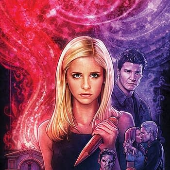 Hellmouth #1 Foil Cover Increases 300% at FOC – Enough to Satisfy Buffy Fans Like Donny Cates