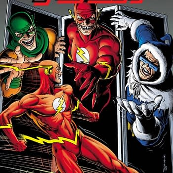 DC First: Flash and Superman #1 &#8211 And More &#8211 Added to New Recut of Geoff Johns Flash Omnibus Vol 1
