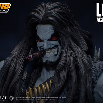 Lobo Is Here Bastiches with New Storm Collectibles Figure