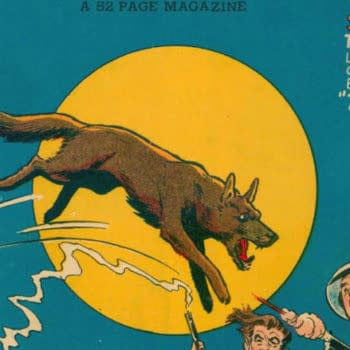 DogStars:  The Strange, Secret Origin of the Dogs Who Replaced Green Lantern