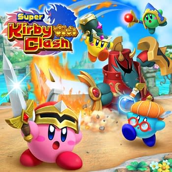 Nintendo Announces Super Kirby Clash For Nintendo Switch Online