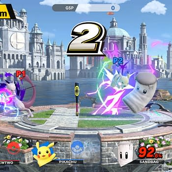 "Home Run Contest Mode Returns To ""Super Smash Bros. Ultimate"""