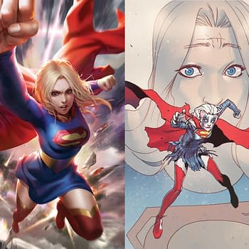 Doctor Who Team Jody Houser and Rachael Stott Take On Supergirl For DC Comics From December