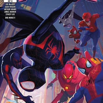 Into the Web of Life and Destiny in Spider-Verse #1 [Preview]