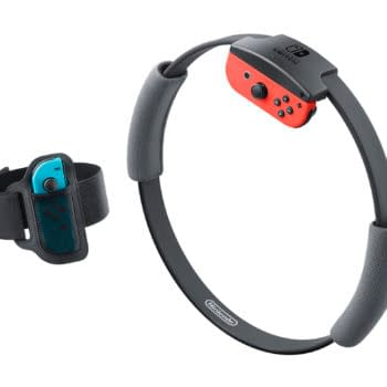 """Nintendo Reveals The """"Ring Fit"""" And More At Tokyo Game Show"""