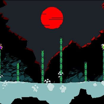 Samurai Gunn 2 includes a Campaign Co-Op Mode and a Visual Novel