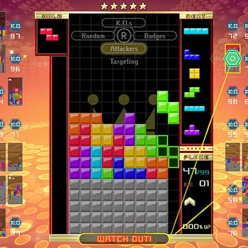 Tetris 99 Evolves To 2.0 In A New Update With 2nd DLC