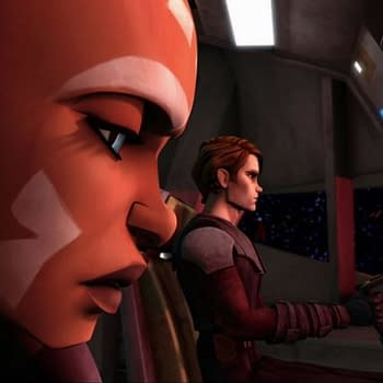 Star Wars: The Clone Wars &#8211 Episode I: The Phantom Bleeding Cool Retweets [REVIEW]