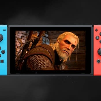 The Witcher III: Wild Hunt on Switch is Rad but a Bit Blurry
