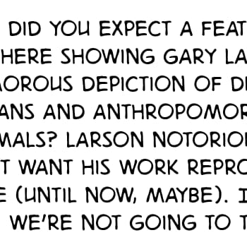 Is Gary Larsons The Far Side About to Make a Comeback