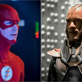 The Flash Season 6 Episode 1 Into The Void: A Crisis Comes Calling&#8230 [PREVIEW]