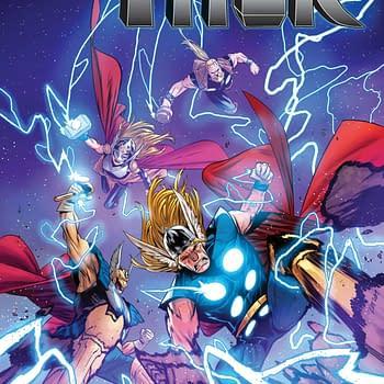 Walt Simonson Returns to Thor in December