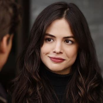 Titans Season 2: Conor Leslie Has a Little Fun as Deathstroke Girl [IMAGE]