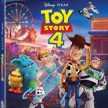 Giveaway: Toy Story 4 Blu-Ray Combo Pack