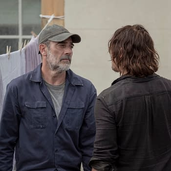 The Walking Dead: Better to Be Early Than Late Jeffrey Dean Morgan