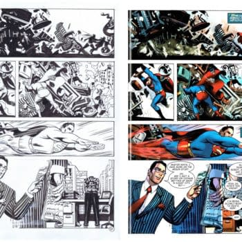 Steve Rude on Not Working for Marvel or DC, And Starting YouTube Tutorials