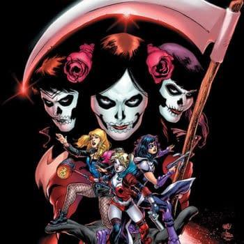 DC Comics Cancels Orders for Brian Azzarello's Birds Of Prey, Will Resolicit as Black Label