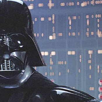 Darth Vader Screen Used Helmet from Empire Strikes Back for Sale