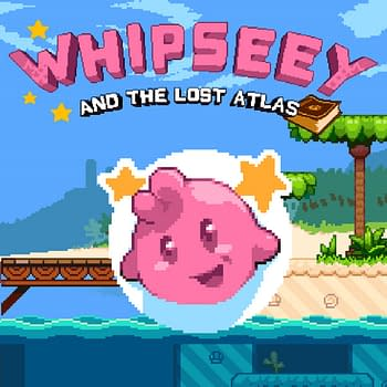Pink Hero We Previewed Whipseey And The Lost Atlas At PAX West