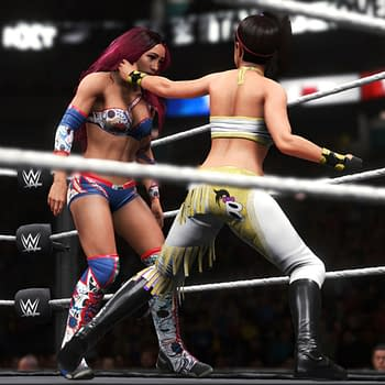 WWE 2K20 Unveils The MyCareer Trailer Ahead Of Release