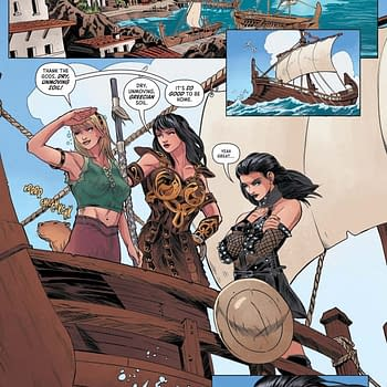 Vita Ayalas Writers Commentary on Xena #6 &#8211 Friendship and Love as a Choice