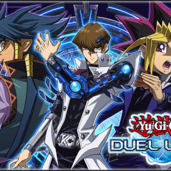 """""""Yu-Gi-Oh! Duel Links"""" To Receive """"Dark Side Of Dimensions"""" Content"""