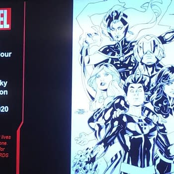 Marvel Comics Announces X-Men/Fantastic Four by Chip Zdarsky and Terry Dodson at MCM London