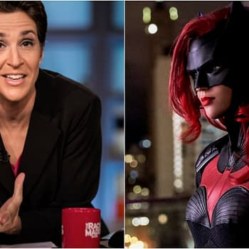 Batwoman: MSNBCs Rachel Maddow Joins Arrowverse Series in Key Role