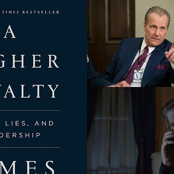Donald Trump Book Receiving Miniseries Adapt: Jeff Daniels as James Comey Brendan Gleeson as POTUS