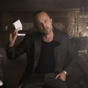 El Camino: A Breaking Bad Movie &#8211 Aaron Paul Rhea Seehorn &#038 More Cook Up Some Thoughts on Your Trailer Comments [VIDEO]