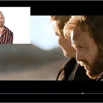 El Camino: A Breaking Bad Movie &#8211 Aaron Paul Breaks Down THAT Desert Scene [SPOILERS]