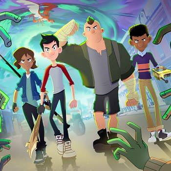 The Last Kids on Earth Team Talk Netflix Animated Series Max Brallier on Book Series Future