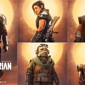 The Mandalorian Opens with Dramatic Star Wars-Universe Spoiler Nixes Advance Screeners New Posters