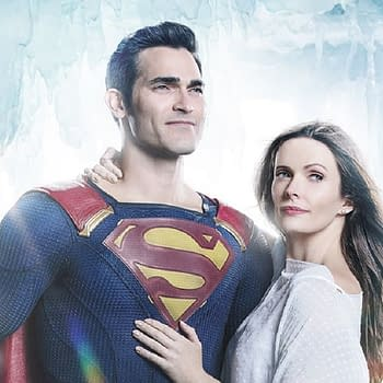 Superman &#038 Lois: The CW Developing Pilot Tyler Hoechlin Elizabeth Tulloch Returning