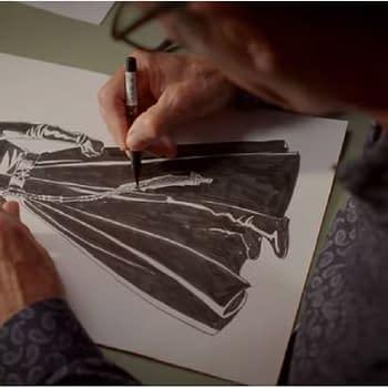 Watchmen: Dave Gibbons Illustrates Discusses Regina Kings Sister Night [VIDEO]