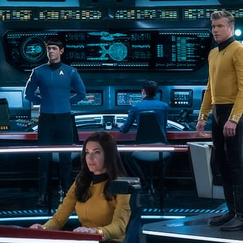 Star Trek EP Alex Kurtzman Has Updates Discovery Strange New Worlds
