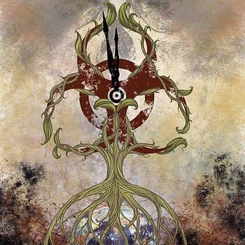 Colleen Doran and Matt Hawkins The Clock is Coming &#8211 Tick Tick Tick&#8230