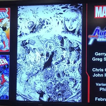 Savage Avengers #0 Features Chris Claremont and John Romitas X-Men Announced at MCM London