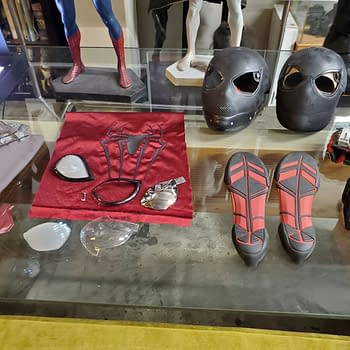 Spider-Man: Far From Home: Creating an Iconic Costume at Ironhead Studio