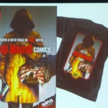 Joe Hill's Hill House Comics Line to Get T-Shirt Line as Well