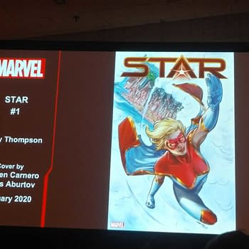 Spinning Out Of Captain Marvel Star Gets Her Own Series
