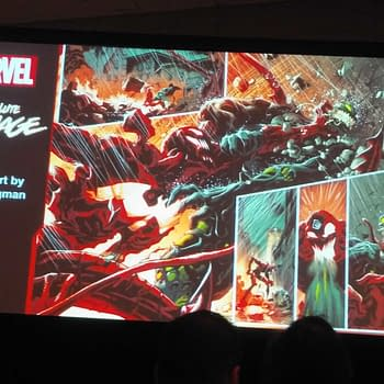 Marvel Art and Cover Reveals from NYCC &#8211 Absolute Carnage Venom Deadpool More
