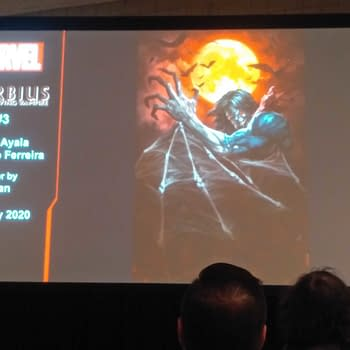 Marcelo Ferreira Signs Exclusive Contract With Marvel For Morbius