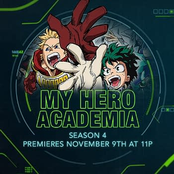 My Hero Academia: Adult Swims Toonami Lands Season 4 on November 9th Heres the Revised Line-Up [PREVIEW]