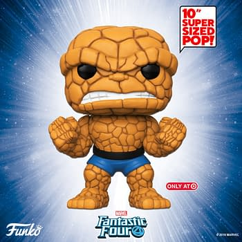 Fantastic Four Funko Pops Have Been Announced