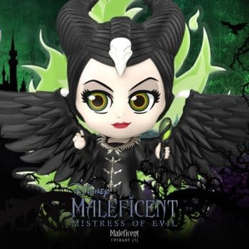 Maleficent Makes Evil Adorable In New Hot Toys Cosbaby