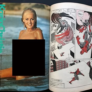 Spider-Mans First Appearance in Japan Was Hidden in Their Version of Playboy