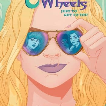 Spells On Wheels Vol 2, Will be Eventually Published by Dark Horse in June 2020