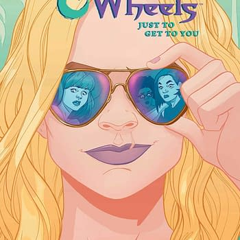 Spells On Wheels Vol 2 Will be Eventually Published by Dark Horse in June 2020